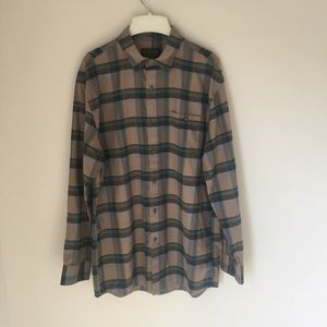 Pendleton Men's Long Sleeve Shirt Size M NWT